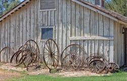 Vagnhjul Royaltyfri Bild