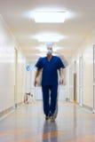 Vago in medico di moto Immagini Stock