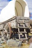 Vagone coperto dalla parte posteriore Fotografia Stock Libera da Diritti