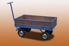 Vagone per il trasporto dei lingotti Immagine Stock