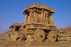 Vagone per il trasporto dei lingotti di pietra. Fotografia Stock Libera da Diritti