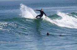 vague déferlante Photo libre de droits