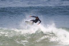 vague déferlante Photo stock