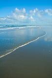 Vague déferlante d'océan Images stock