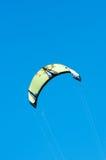 Vague déferlante de cerf-volant Image libre de droits