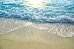 Vague d'océan Image libre de droits