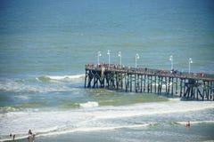 Vague de Daytona Beach Photos libres de droits
