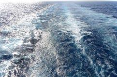 Vague de mer Photos libres de droits