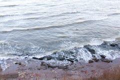 Vague de mer Photographie stock