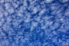 Vague de nuage Image stock