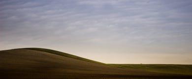 Vague de paysage Photo libre de droits