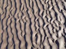 Vague du sable Photo libre de droits