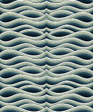 Vagues illustration stock