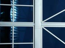 Vagues bleues Image libre de droits