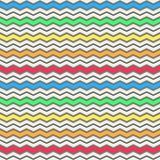 Vagues colorées Images stock