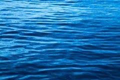 Vagues d'eau lisses Photographie stock