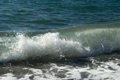 Vagues de la Mer Noire Image libre de droits