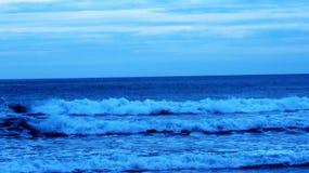 Vagues de mer Photo stock