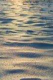 Vagues de neige Image libre de droits