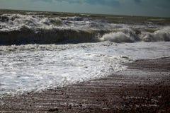 Vagues de plage Image stock