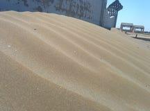 Vagues de sable Image stock