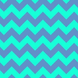 Vagues sans couture de zigzag Configuration sans joint Photo stock