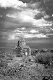 Vahramashen Surp Astvatsatsin ή η εκκλησία Amberd Στοκ Εικόνες
