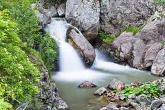 Vaidei waterfall Royalty Free Stock Image