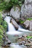 Vaidei waterfall Stock Photo