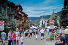 Vail, Colorado Fotos de Stock Royalty Free
