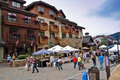 Vail, Colorado Foto de Stock Royalty Free