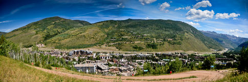 Free Vail, Colorado Royalty Free Stock Photography - 24155197