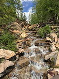 Vail Falls Royalty Free Stock Images