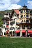 Vail, le Colorado Photos stock