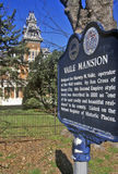 Vaile Mansion, on National Registrar of Historic Places, MO Stock Photos