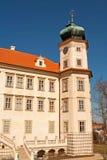 Vaina Brdy de Mnisek del castillo Foto de archivo libre de regalías