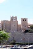 Vainqueur de saint d'église à Marseille Image libre de droits