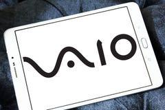 VAIO Korporation logo Arkivbilder