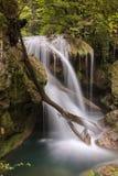 Vaioaga-Wasserfall lizenzfreies stockbild