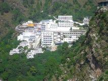 Vaishnavdevi świątynia Zdjęcia Royalty Free