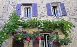 Vaison-Ла-Romaine, Vancluse, в Провансали, Франция Стоковое Изображение