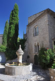 Vaison-Ла-Romaine, Vancluse, в Провансали, Франция Стоковые Изображения