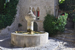 Vaison-Ла-Romaine, Vancluse, в Провансали, Франция Стоковая Фотография