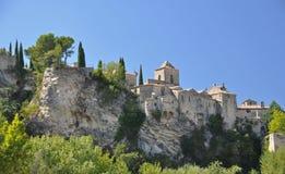 Vaison-La-lechuga romana, en Provence, Francia Fotografía de archivo