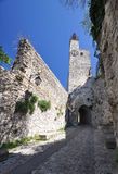 Vaison-La-lechuga romana, en Provence, Francia Fotos de archivo