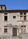 Vaison-La-lechuga romana, en Provence, Francia Foto de archivo libre de regalías