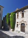 Vaison-La-lechuga romana, Vancluse, en Provence, Francia Fotos de archivo