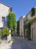 Vaison-La-lechuga romana, Vancluse, en Provence, Francia Imágenes de archivo libres de regalías
