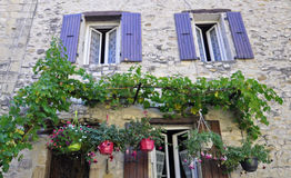 Vaison-La-Romaine,Vancluse, in Provence, France Stock Image