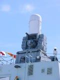 Vaisseau de guerre Halifax    Image libre de droits